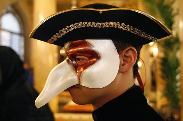 Венецианский карнавал масок. Изображение № 36.