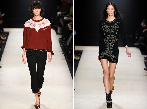 Показы Paris Fashion Week FW 2012: День 4. Изображение № 4.