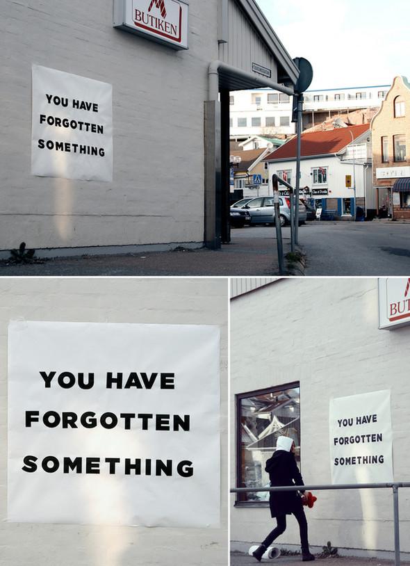 Уличные надписи Питера Дарта. Изображение № 2.