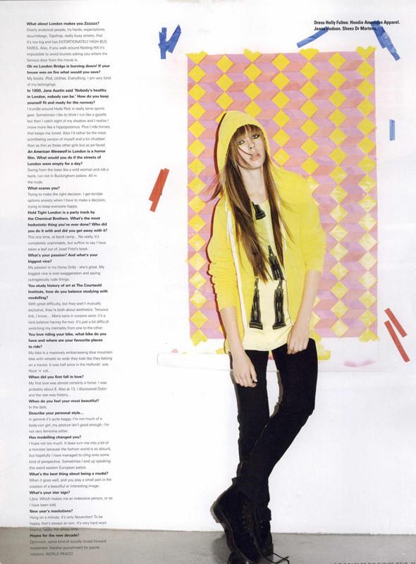 Новые съемки: i-D, Vogue, The Gentlewoman и другие. Изображение № 41.