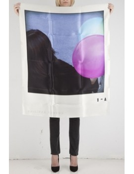 """Polaroid""-ные платки от Philippe Roucou. Изображение № 2."