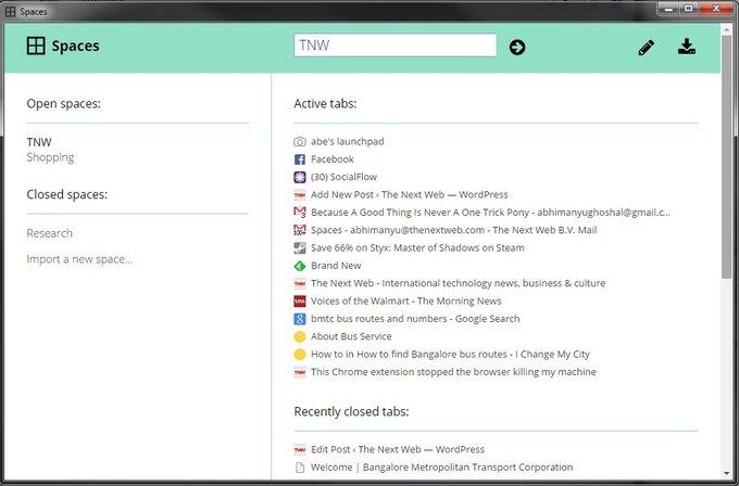 Приложение: как грамотно распределить вкладки в браузере . Изображение № 1.