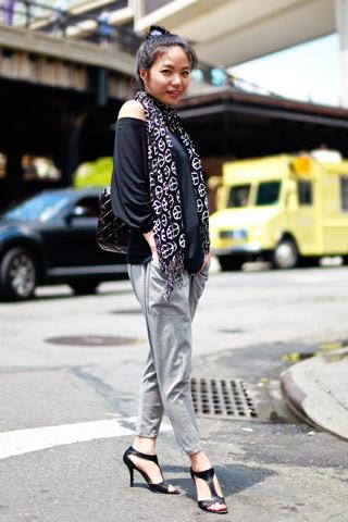 Street style изНью-Йорка. Изображение № 8.