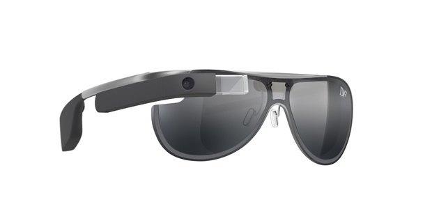 Представлены новые оправы для Google Glass. Изображение № 3.