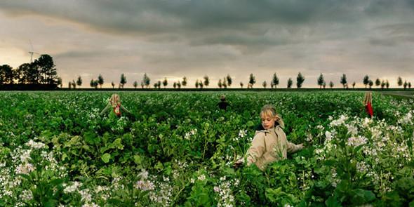 Фотограф Ellen Kooi. Мир, который онапридумала. Изображение № 11.