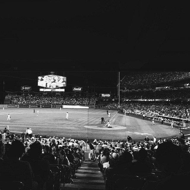 2. Стадион Доджер, Лос-Анджелес, США. Изображение № 2.