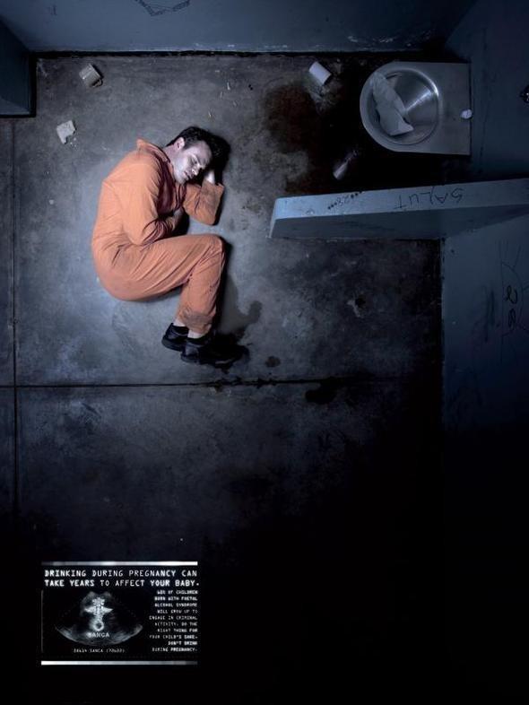 Изображение 4. Реклама против проституции.. Изображение № 3.