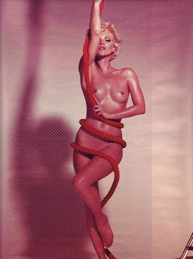 15 съёмок, посвящённых Мэрилин Монро. Изображение №47.