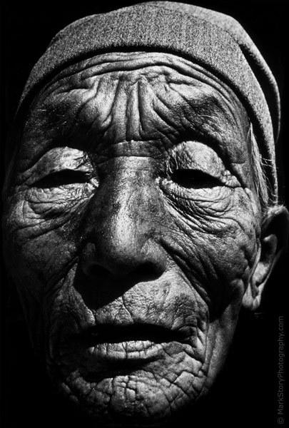 Mark Story – Лица времени, илижизь награни трех веков. Изображение № 17.