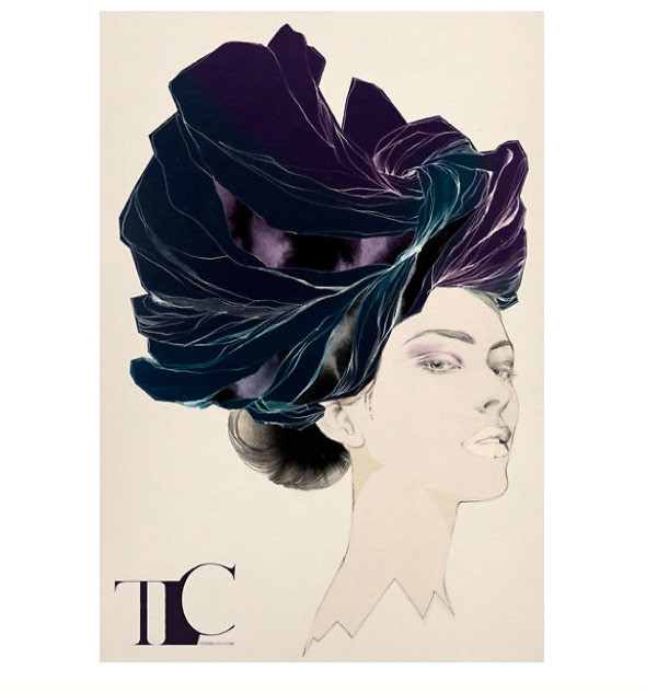 Cecilia Carlstedt — бумага, карандаш ичувства. Изображение № 10.
