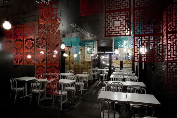 Место есть: Новые рестораны в главных городах мира. Изображение № 67.