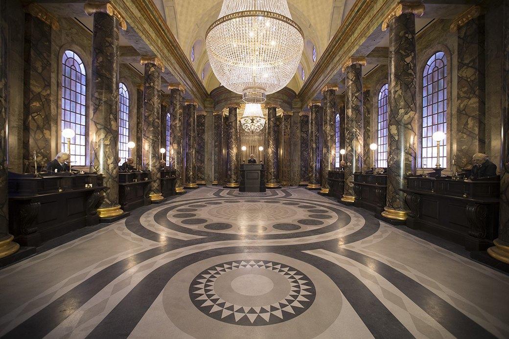 Как будет выглядеть парк аттракционов вселенной «Гарри Поттера». Изображение № 7.
