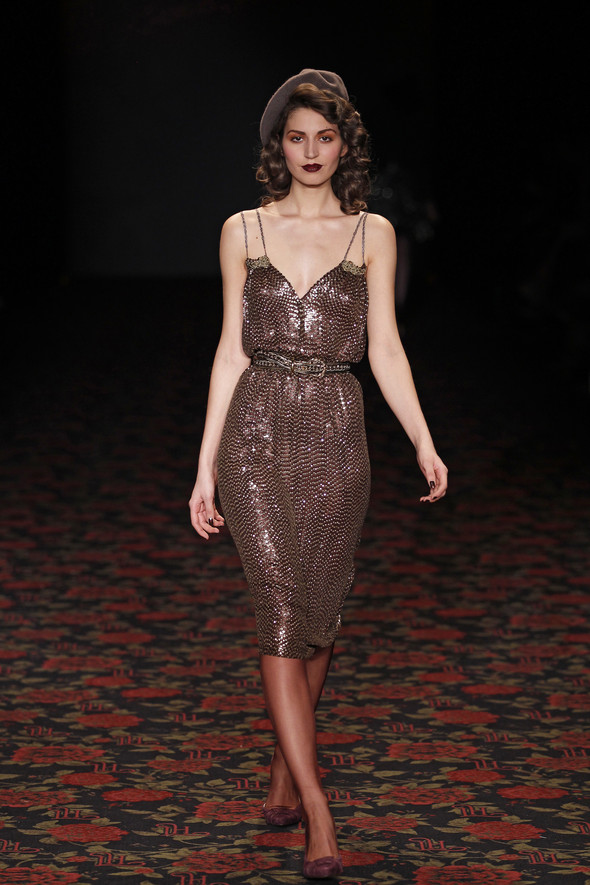 Berlin Fashion Week A/W 2012: Lena Hoschek. Изображение № 16.