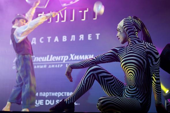 Cirque du Soleil на открытии дилерского центра INFINITI. Изображение № 7.