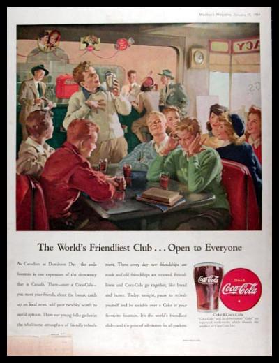 Изображение 33. Coca-cola – История бренда, история рекламы.. Изображение № 33.