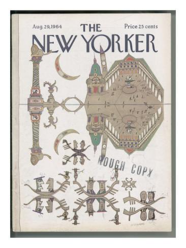 10 иллюстраторов журнала New Yorker. Изображение №44.