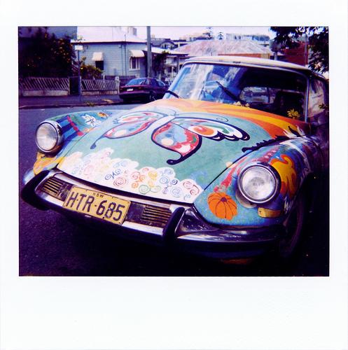 Polaroid cars. Изображение № 1.