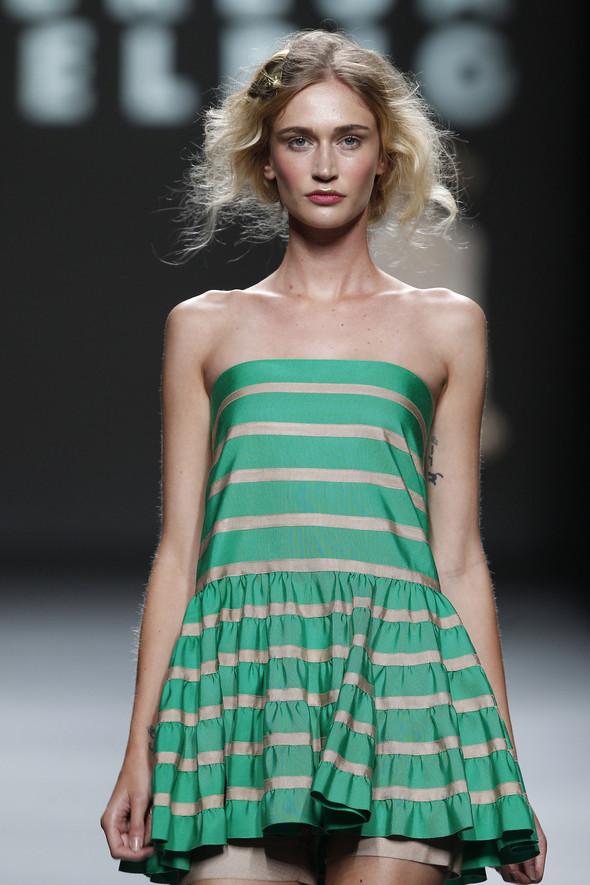 Madrid Fashion Week SS 2012: Teresa Helbig. Изображение № 13.
