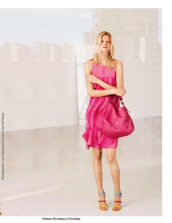 Превью кампаний: Fendi, Bottega Veneta и Donna Karan. Изображение № 4.