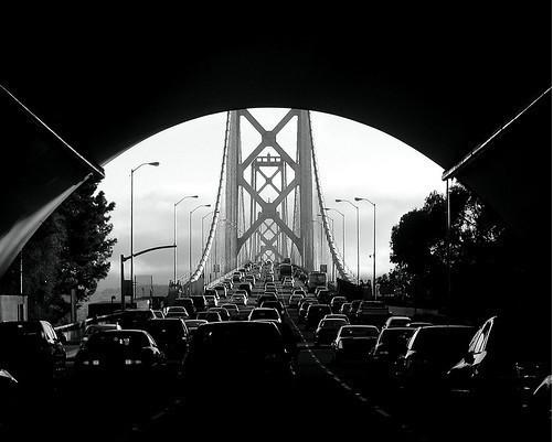 20 черно-белых фотографий мостов совсего мира. Изображение № 8.
