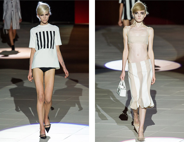 NYFW SS 13: Показы 3.1 Phillip Lim, Thom Browne, Marc Jacobs и Theyskens' Theory. Изображение № 36.