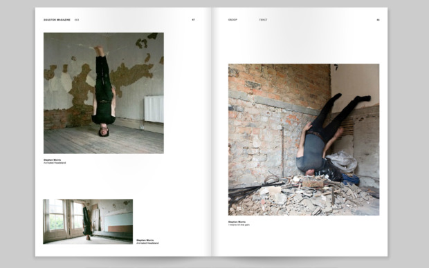 Sgustok Magazine Issue 003. Изображение № 12.