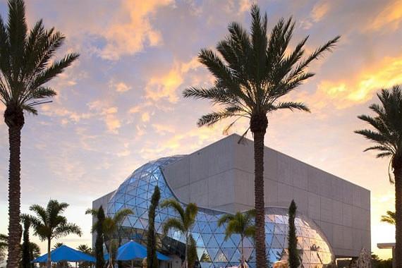 Изображение 12. Музей Сальвадора Дали во Флориде.. Изображение № 11.
