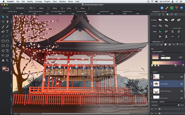 Autodesk выпустила приложение для векторной графики. Изображение № 1.