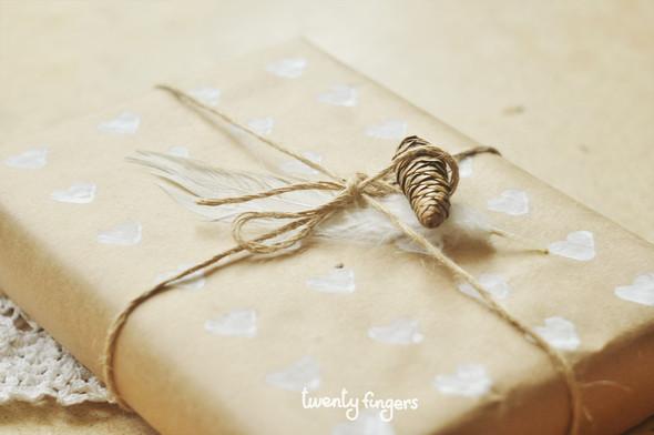 Упаковываем подарки!. Изображение № 7.