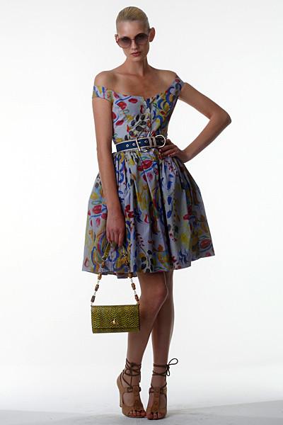 Лукбук: Vivienne Westwood Anglomania SS 2012. Изображение № 24.