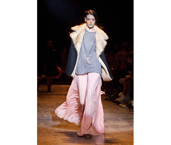Показ L.P. by Poustovit FW 2011 на Kiev Fashion Days. Изображение № 8.