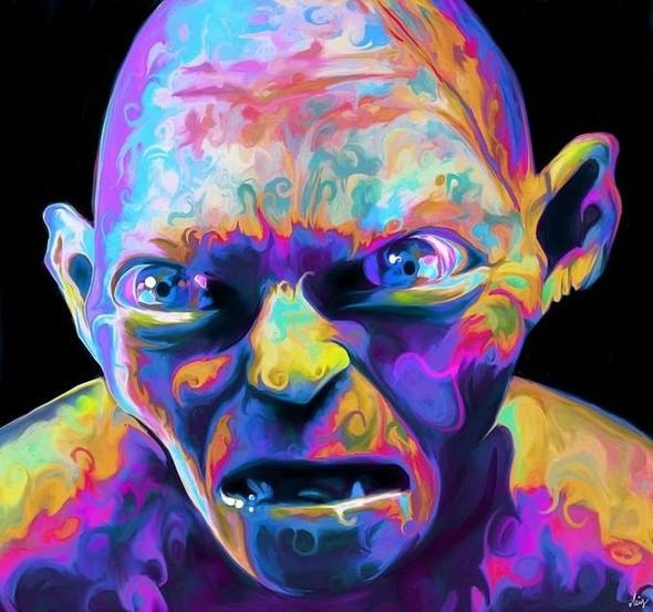 Рисунки австралийского иллюстратора Nicky Barkla. Изображение № 3.