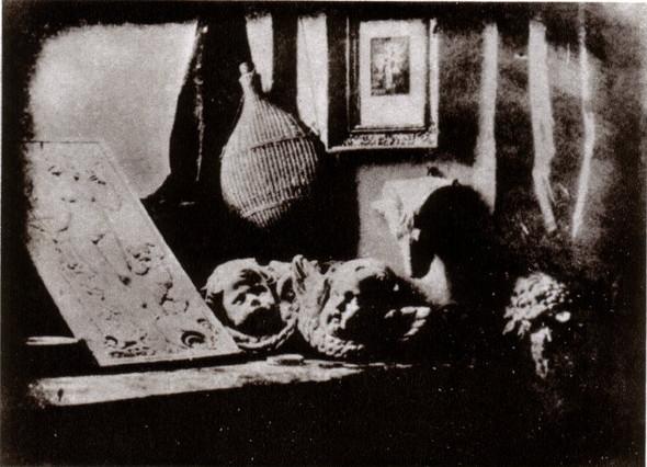 Даггеротип из студии Дагера. Автор неизвестен, 1837. Изображение № 4.