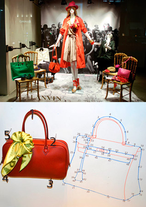 Alice In Wonderland In Fashion Retail 2010. Изображение № 10.