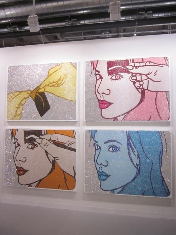 Изображение 19. Art 42 Basel 2011 - крупнейшая выставка современного искусства в Европе.. Изображение № 18.
