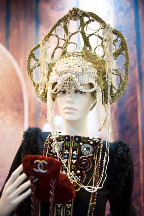 Chanel Paris-Moscow. Изображение № 7.