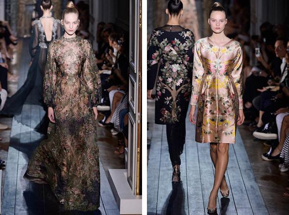 Valentino Haute Couture FW 2012. Изображение № 14.