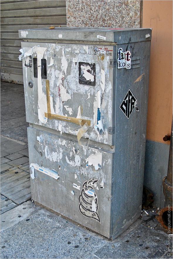Стрит-арт и граффити Братиславы, Словакия. Изображение № 5.