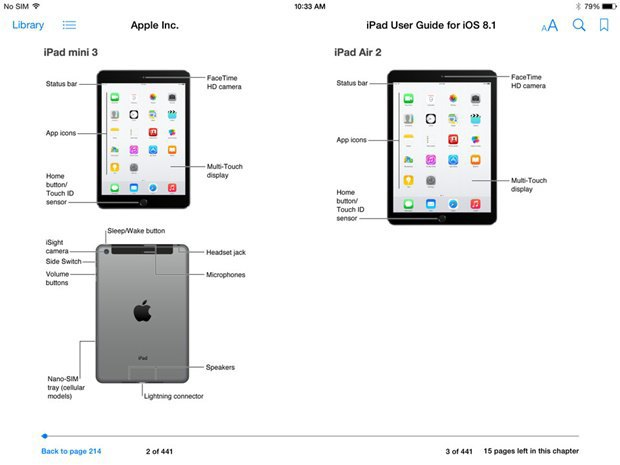 Apple случайно показала iPad Air 2 и iPad Mini 3 . Изображение № 1.