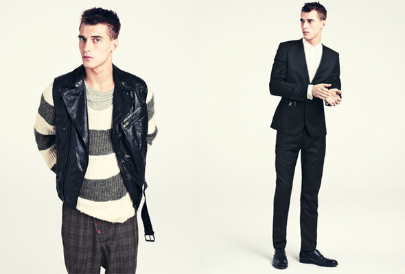 Изображение 7. Лукбук: H&M FW 2011 Menswear.. Изображение № 7.