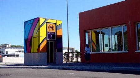 Разноцветное метро. Изображение № 12.