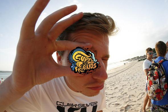 SurfsUpFriends - серфинг лагерь на Бали в ноябре. Изображение № 3.