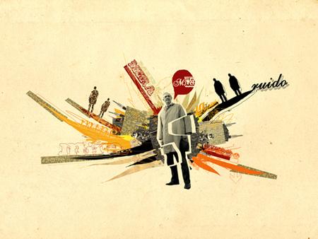 Испанская художница-иллюстратор Mira Ruido. Изображение № 13.