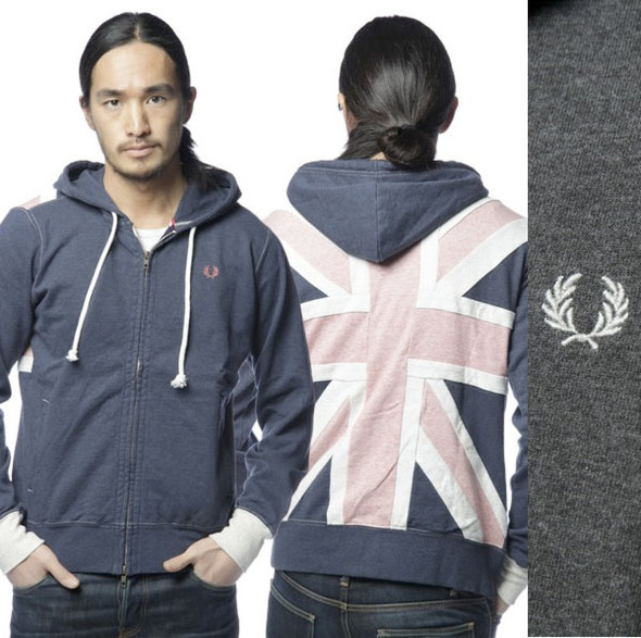 FRED PERRY SPORTING EVENT PACK. Изображение № 6.