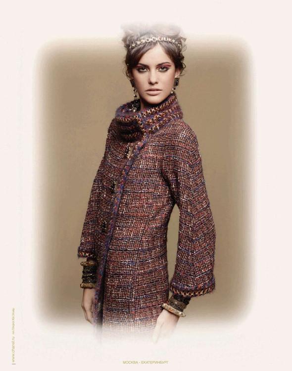 Изображение 7. Кампания: Chanel Pre-Fall 2011.. Изображение № 6.