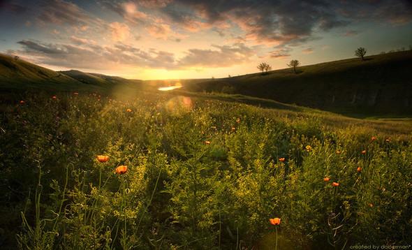 Лучшие рассветы изакаты этого лета поверсии Photoawar. Изображение № 8.
