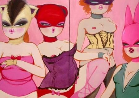 Miss Vanиее пупсы. Изображение № 3.