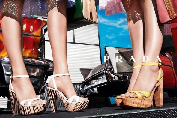 Кампания: Prada SS 2012. Изображение № 20.