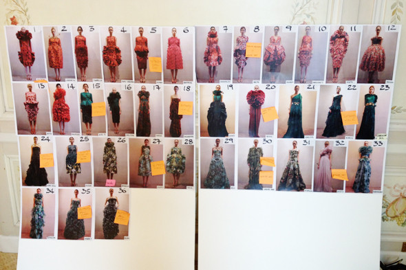 Дневник модели: Показы недели моды Haute Couture. Изображение № 30.