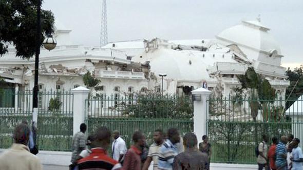 Землетрясение на Гаити. Изображение № 1.